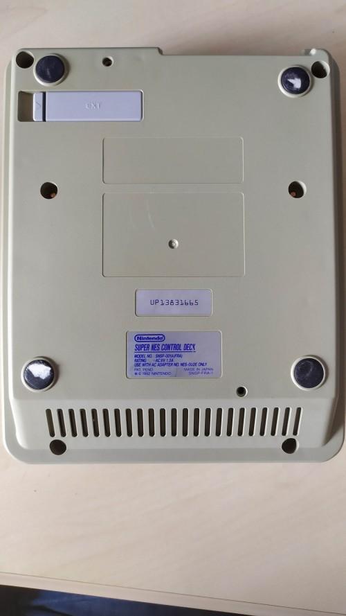 SNES Console (4)