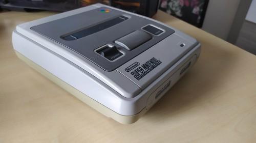 SNES Console (2)